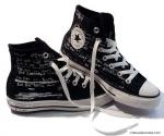 converse, rock'n'roll