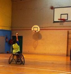 basket,handisport,blandine belz