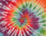hippie, woodstock, tie and dye