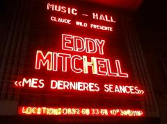 eddy mitchell,olympia