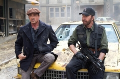 expendables 2, chuck norris, stallone