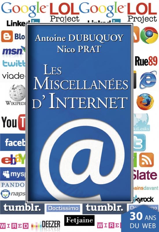 les miscellanées d'Internet, Antoine Dubuquoy, Nico Prat