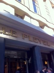 salle pleyel, fleet foxes