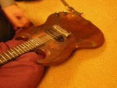 louis bertignac,polydor,grizzly,rock,guitares
